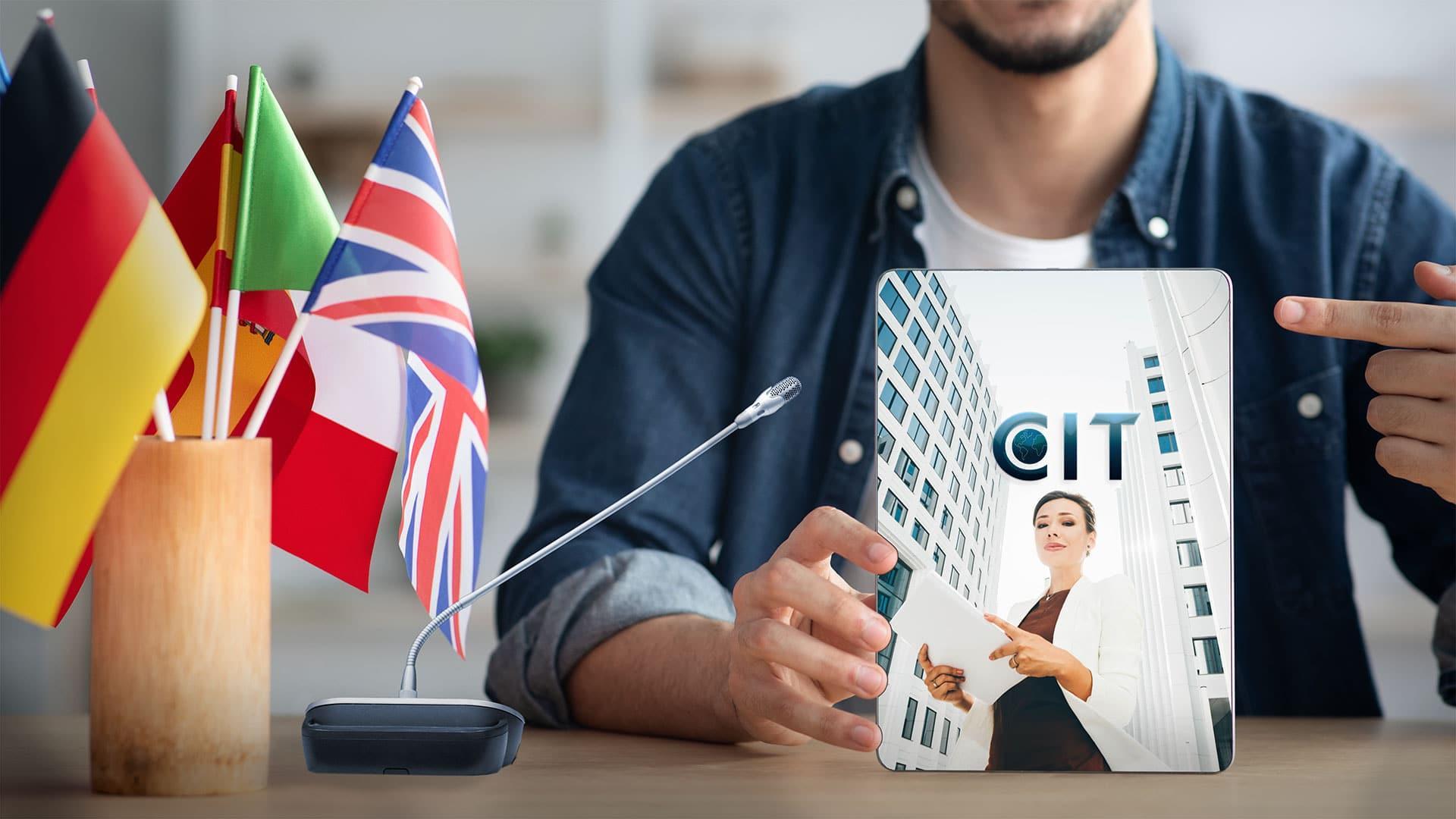 CIT Cal Interpreting & Translations Global Language Services